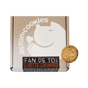 Aston's Cookies Fan De Toi 200gram
