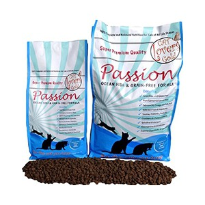 cat lovers Passion Ocean Fish Grain Free 5 kg