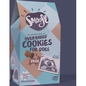 Smoofl Deer – oven baked cookies for dogs