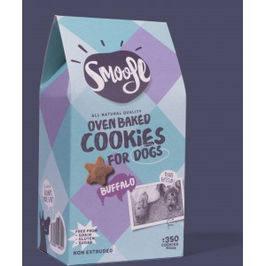 Smoofl Buffalo – oven baked cookies for dogs
