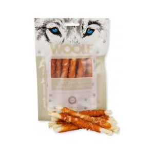 woolf hondensnacks-chicken and rawhide twister-fleur's pet shop-natuurlijke snacks online bestellen