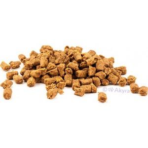 Akyra trainingshapjes zalm 100gr-Fleur's Pet Shop-natuurlijke snacks-hondensnacks online bestellen