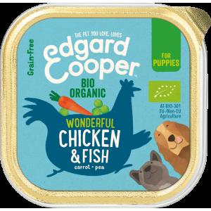 Edgard&Cooper  Biokip & biovis erwten 100gr