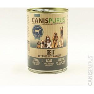 Canis Purus blikvoeding geit 400 gram-fleur's pet shop