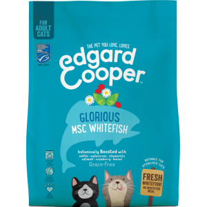 Edgard&Cooper 300 gram kat Verse MSC-witvis