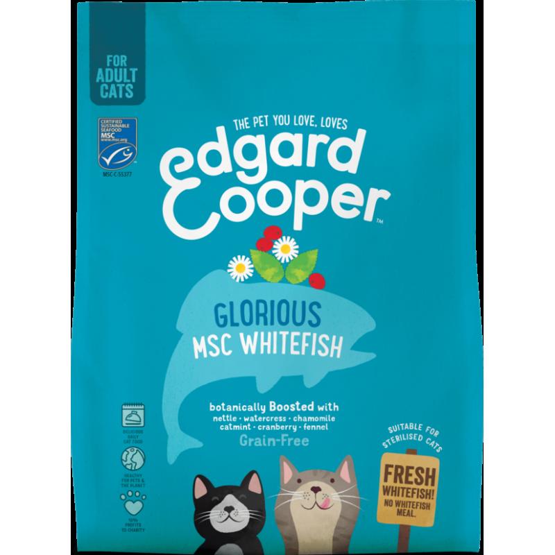 Edgard&Cooper 300 gram kat Verse MSC-witvis