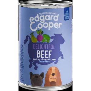 Edgard&Cooper Rund, broccoli en veenbes 400gram
