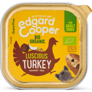 Edgard&Cooper Bio Kalkoen 100 gram