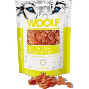 Woolf Chicken Chunkies 100gram
