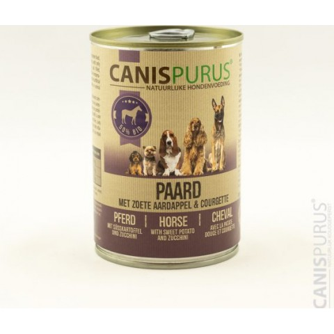 Canis Purus Paard 400gr