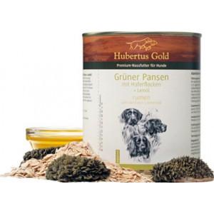 hubertus-gold-groene-pens-800gr- fleur's pet shop-blikvoer
