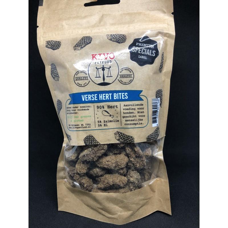 Kivo snack Verse herten bites 150 gram