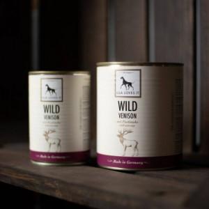 Lila Loves It Voeding Wild met pastinaak 400 gram