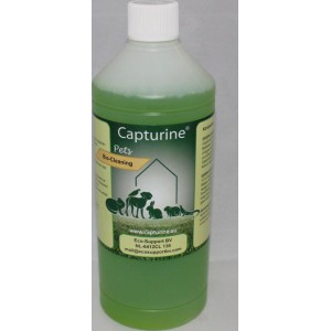 Capturine Pet Bio Cleaning 1liter