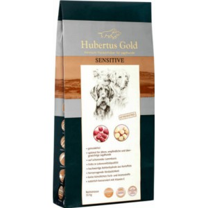 Hubertus Gold Sensitive, 15 kg