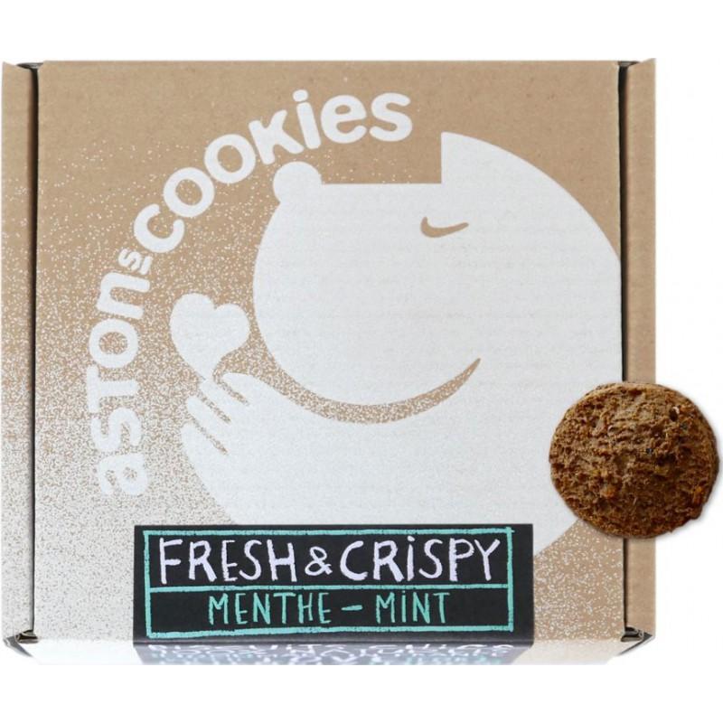 Aston's cookies Fresh & Crispy