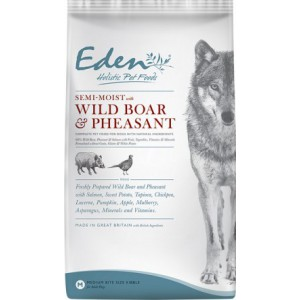 Eden Dog Semi-Moist wild...