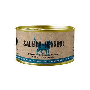 Celtic Connection zalm, haring & forel 100gr