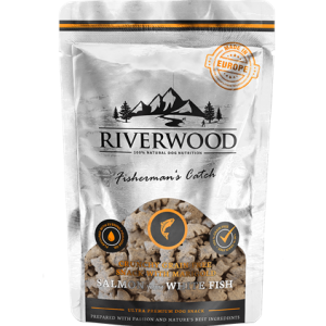 Riverwood fisherman's catch salmon with white fish 200gr