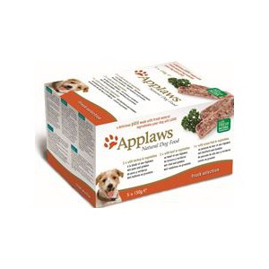 Applaws pate Fresh selection 5x150gr
