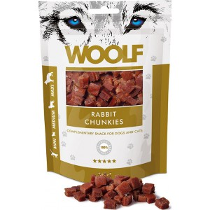 Woolf Rabbit chunkies 100gr