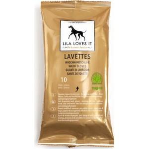 Lila Loves It lavettes (washandjes) 10stuks