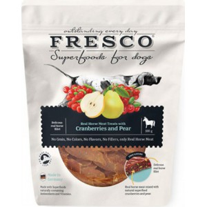 Fresco superfood fillets horse 100gr