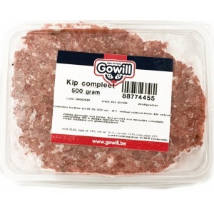 Gowill Plus Paard compleet 1kg