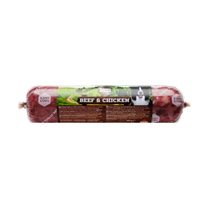 Raw4dogs Beef & Chicken 450 gram